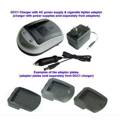Nikon EN-EL19 Camera Charger Adaptor Plate, Enecharger, AVP529
