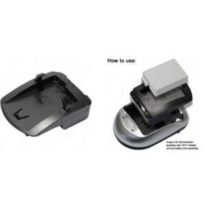 Camera Battery Charger Adaptor Plate for Nikon EN-EL15, Enecharger, AVP715