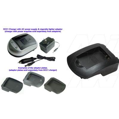 Mst DCB-LP-E8 Camera Charger Adaptor Plate, Enecharger, AVP813