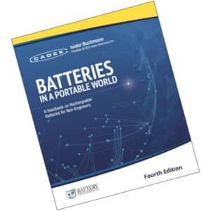 Cadex Batteries in a Portable World Handbook (4th Ed)
