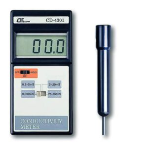Lutron Conductivity Meter, CD4301