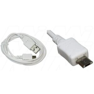 Doro HandlePlus 326i USB Charger/Data Cable for Micro USB devices (bulk packaged), Enecharger, CDC-MICRO