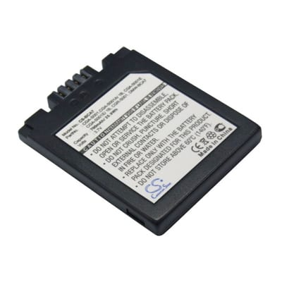 3.7V Panasonic Lumix DMC-F1 BCA7 Battery