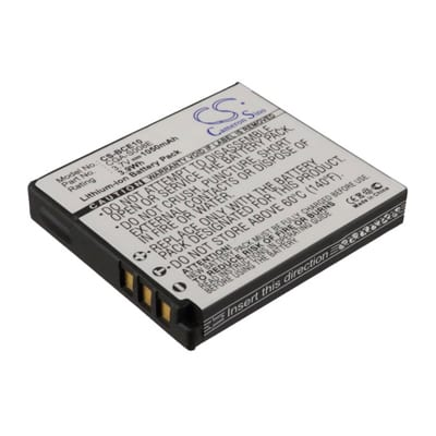 3.7V Ricoh Caplio R6 BCE10 Battery