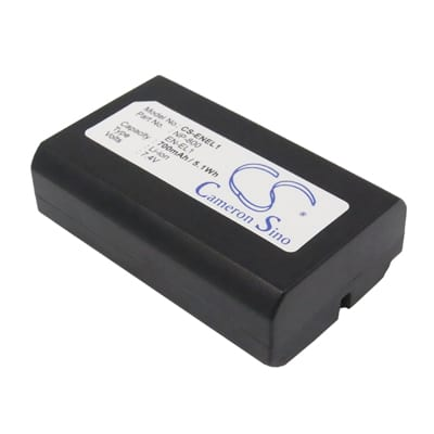 7.4V Nikon Coolpix 4300 ENEL1 Battery