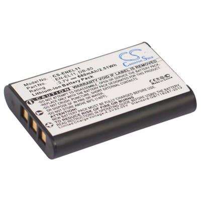 3.7V Pentax Optio M50 ENEL11 Battery