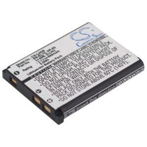 3.7V Olympus D-630 Zoom LI40B Battery