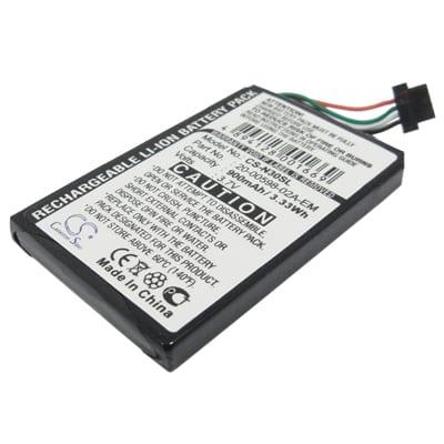 3.7V 900mAh Yakumo 1038006 N30SL Battery