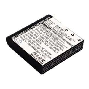 3.7V Casio Exilim Zoom EX-Z600BE NP40CA Battery