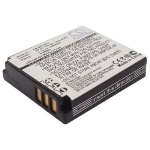 3.7V Leica C-LUX1 NP70FU Battery
