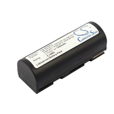 3.7V Kodak DC4800 NP80FU Battery