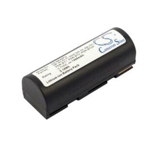 3.7V Leica Digilux Zoom NP80FU Battery