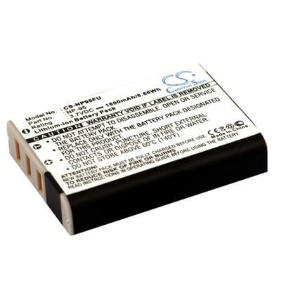 3.7V Ricoh GXR NP95FU Battery