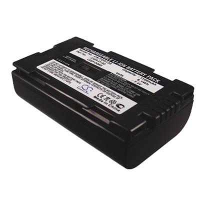 7.4V Panasonic AG-DVC15 PDR120 Battery