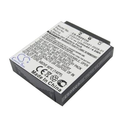 3.7V Rollei Prego 8330 PRD8330 Battery