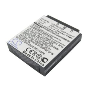 3.7V Traveler DC-8300 PRD8330 Battery