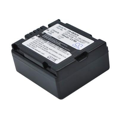 7.4V Panasonic VDR-M30 VBD070 Battery