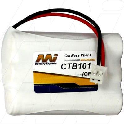 3.6V Sanik 3SN-AAA30-S-J1 CTB101 Battery