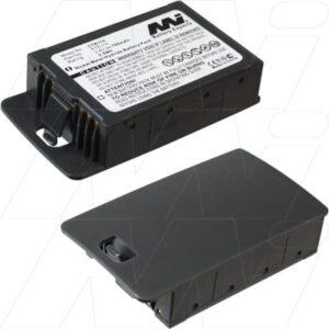 3.6V Polycom Spectralink BPE100 CTB110 Battery