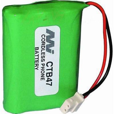 3.6V Uniden BT-750 CTB47 Battery