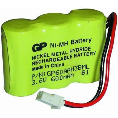 3.6V GP GP60AAH3BML CTB53 Battery