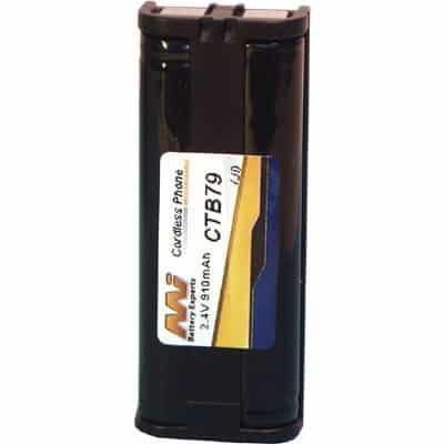 2.4V Panasonic HHR-P105 CTB79 Battery