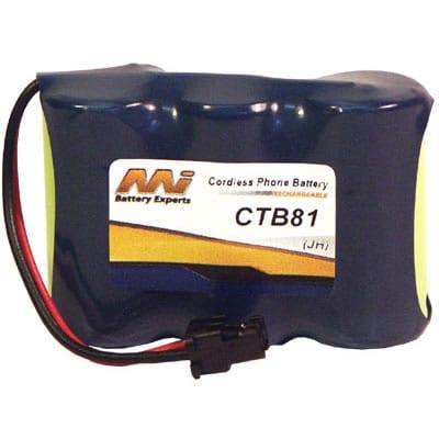 3.6V Panasonic KX-A36A CTB81 Battery