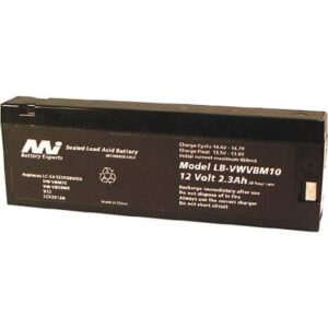12V Toshiba 151 LB-VWVBM10 Battery