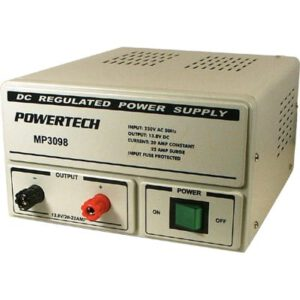 Power Supply 240VAC to 13.8VDC 20A, MP3098