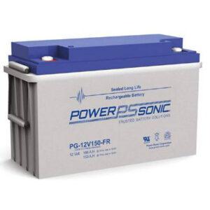 12V 144Ah Powersonic AGM Long Life Sealed Lead Acid (SLA) Battery, PG-12V140 FR