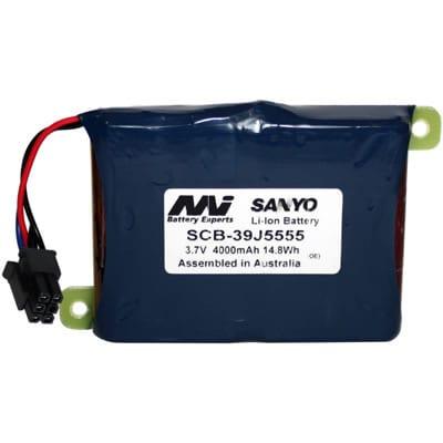 Server Cache Battery suitable for Panasonic CGA-E/212BE, 3.7V, 4000mAh, LiIon, SCB-39J5555