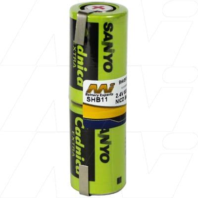 2.4V GP GP70AFK2A1H SHB11 Battery