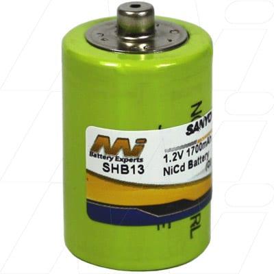 1.2V Wahl 00745-301 SHB13 Battery