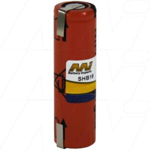 1.2V Wahl 8550 SHB19 Battery