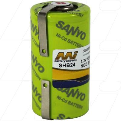 1.2V Wahl 9920 SHB24 Battery