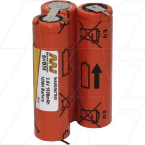 3.6V Forfex FX670 SHB35 Battery