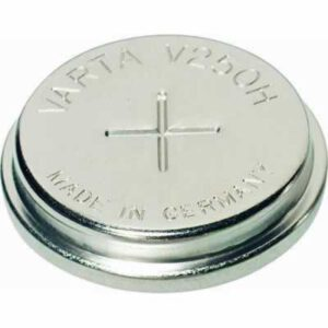 1.2V RBC Nickel Metal Hydride - NiMH Button / Coin 240mAh, Varta, 1/V250H