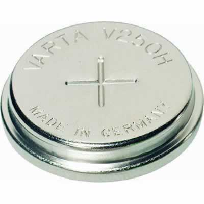 8.4V RBC Nickel Metal Hydride - NiMH Button / Coin Battery Pack 240mAh, Varta, 7/V250H