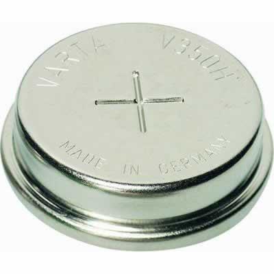 4.8V RBC Nickel Metal Hydride - NiMH Button / Coin Battery Pack 350mAh, Varta, 4/V350H