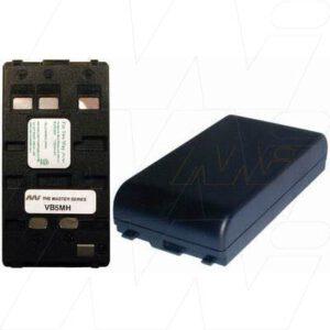 6V Akai BPN300 VB5MH-BP1 Battery