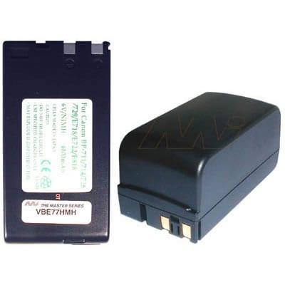 6V Duracell DR12 VBE77HMH Battery
