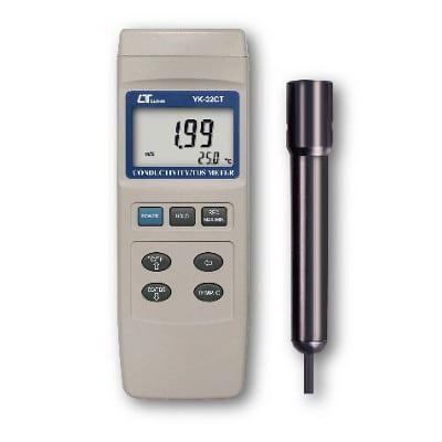 Lutron Analytical Meters - Salt Meter, YK31SA