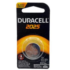 3V 160mAh Button / Coin DL2025B Consumer Lithium Ultra Cell, Duracell