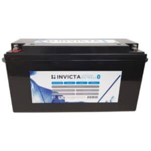 Invicta Lithium 24V 100AH with Bluetooth SNL24V100BT