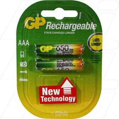 1.2V 10.5mAh Telecom V900 GP65AAAHC-BP2 Battery