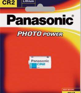 3V CR-2W Panasonic Camera Battery CR-2W/1BE Battery