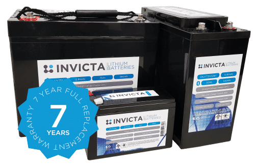 INVICTA LiFePO4 Battery