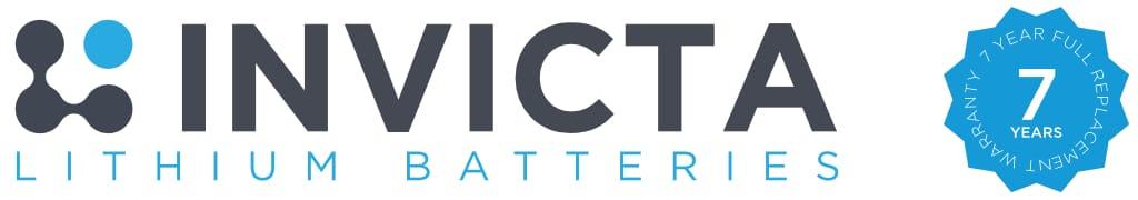 INVICTA Lithium Batteries Banner