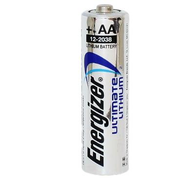 Energizer 1.5V Ultimate Lithium AA L91 Battery Bulk
