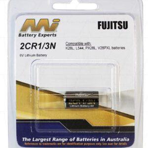 FDK 2CR1/3N Photo Lithium Battery BP1